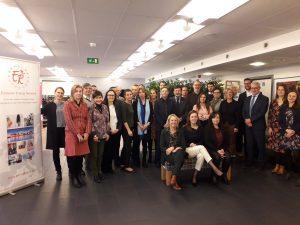 Photo EnR Brussels meeting Feb 2020